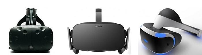 Kính thực tế ảo khi chơi game VR
