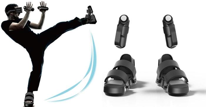 Các thiết bị đầu vào của VR