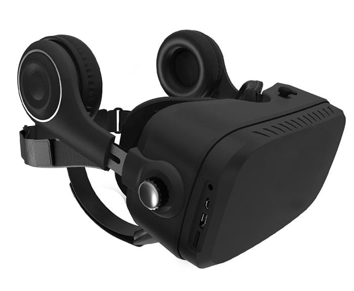 Thiết bị đầu ra của VR