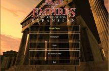 Đế chế 2 - Các cách chơi trong AOE 2 - Age of Empires: The Rise of Rome