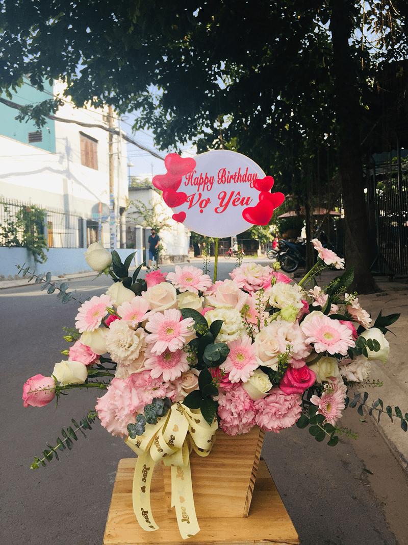 Hoa tươi Nét Việt - Dịch vụ điện hoa Uy tín, chuyên nghiệp
