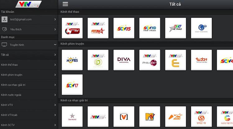 VTV Plus là ứng dụng xem truyền hình trên Smart TV rất phổ biến