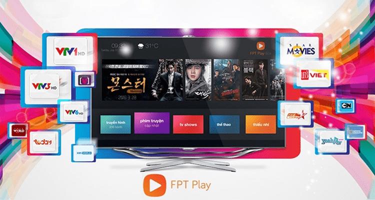 FPT Play là ứng dụng xem truyền hình trên Smart TV rất phổ biến